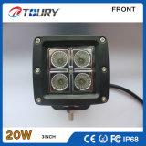 CREE Auto LED Car Light 20wmotor Factory LED Working Lamp