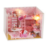 Mini Hello Kitty Bedroom Furniture by Hand