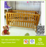 Hot Baby Cot/Crib/Bed with Solid Wood