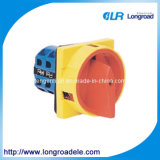 Changeover Switch, 3 Position Electronic Switch