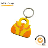 Hot Selling Leather Keyring for Promotion Gift