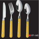 Elegant Design Stainless Steel Cutlery Set with Low Price