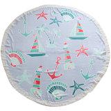 Super Soft Polyester Microfiber Beach Towel