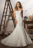 2017 Lace Beaded Bridal Wedding Dresses Ctdwd1709