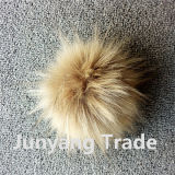 Trade Assurance Fake Raccoon Fur with Good Service