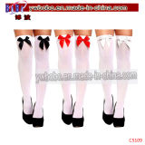 Ladies Knee Hold up Stockings Socks Women Socks (C5109)