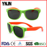 Free Sample Ynjn Promotion Colorful Plastic Kids Eyewear