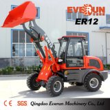 China Factory Everun Ce Approved Er12 Mini Front End Loader