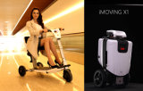 The Electric Freedom Foldable Mobility Scooter Smart Scooter fashion Scooter 2017 Populare Scooter