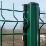 2 Inch by 4 Inch PVC Coated Welded Mesh Fence