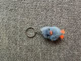 Mink Ball Fur POM Poms Keychains/Keyrings