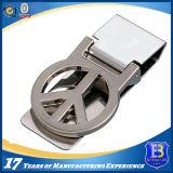 Custom Shiny Silver Money Clip (ele-MC004)