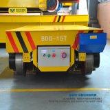 Bay to Bay Rail Handling Trailer Motorized Transfer Vehicle