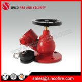 Flange Type Oblique Angle Fire Hydrant Landing Valve