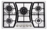 Square Shape Built in Gas Hob with Cast Iron Pan Support (JZS4700)