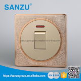 Luxury 20A 25A Wall Switch and Socket