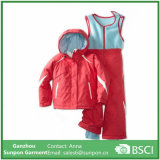 Winter Warm Coat Ski Outfit for Girl