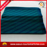 Sherpa Throw Fleece Polyester Blanket for Airline