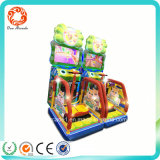 Indoor Arcade Coin Operated Kids Jumping Video Game Machine