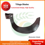 Agriculture Rotary Blade Power Tiller Blade Cultivator Blade Tiller Strong Tiller Blade