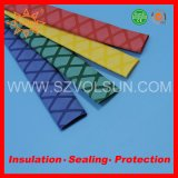 Colorful Textured Non-Slip Handle Holder Heat Shrink Wrap