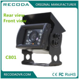 Commercial Grade Vehicle Mounted Cameras C801 IR 1.3MP Weatherproof Analog CCTV Cam