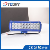 54W CREE LED Light Bar 4D Double Row LED Bar