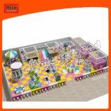 Mich Kids Indoor Play Area Coconut Treeballnoon Room Plastic Slide