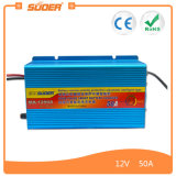 Suoer 50A 12V Intelligent Battery Charger with Four-Phase Charging Mode (MA-1250A)