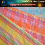 Colorful Yarn Dyed Nylon Fabric for Women Shirt