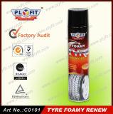 Car Foam Wash Tyre Renew Wheel Spray Cleaner