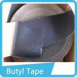 Black Single Sided Non Woven Butyl Mastic Tape
