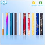 USB Slim Cigarette Lighter with Different Colors