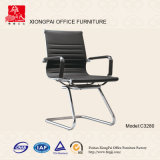 Fake Leather Chrome Task Chair (C3280)
