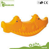 Shami / Crocodile Double Rocking Horse for Sale