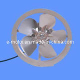 Fan Motor with Round Frame