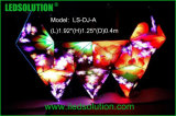 Creative Indoor Full Color LED DJ Booth Display Screen