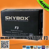 2013 New Settopbox Skybox Cccam Skybox F3 Full HD 1080p DVB Satellite TV Receiver with Internet Connection