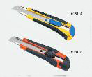 Utility Knife/ Cutters/Heavy-Duty Cutters With Rubber Grip (1016114, 1016115)