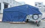 Hot Dipped Galvanized Steel off Road Camping Trailer (CPT-05)