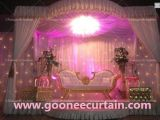 Professional Flexible Wedding Decoration LED Wedding Curtain (GN-203)