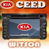 Witson KIA Ceed 2010 Auto Radio Car DVD (W2-D9523K)