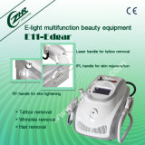 Multifunction Elight+Shr +IPL Laser Hair Removal Machine