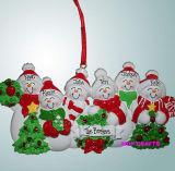 Polyresin Tree Christmas Decoration, Resin Tree Christmas Decoration