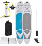 "All Round 10′6"" PVC Soft Stand up Paddle Surfboard"