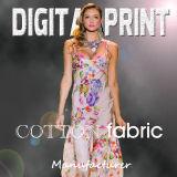 High-Quality Digital Print on Cotton Fabric
