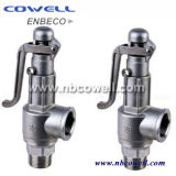 Pressure Relief Valve with Open or Close Bonnet Safety Valve