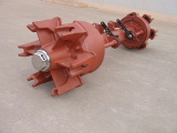 Trailer Axle Shaft Six Spoke Axle