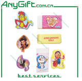 Eraser with Customized Logo and Color
