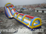 25FT Giant Inflatable Water Slide with Slip N Slide